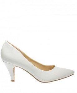Pantofi Fiho Albi - Pantofi - Pantofi