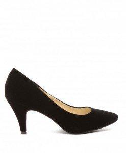 Pantofi Fiho Negri - Pantofi - Pantofi