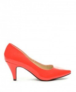 Pantofi Fiho Rosii - Pantofi - Pantofi