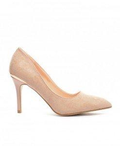 Pantofi Flavia Bej 2 - Pantofi - Pantofi