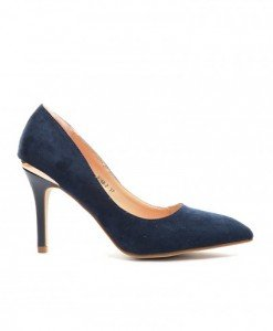 Pantofi Flavia Bleumarin - Pantofi - Pantofi