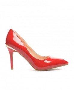 Pantofi Flavia Rosii - Pantofi - Pantofi