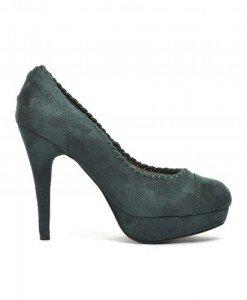 Pantofi Folow Verzi - Pantofi - Pantofi