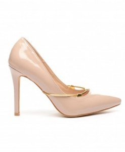 Pantofi Fosil Bej - Pantofi - Pantofi