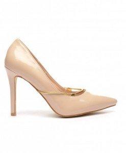 Pantofi Fosil Nude - Pantofi - Pantofi