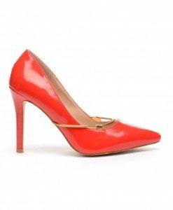 Pantofi Fosil Rosii - Pantofi - Pantofi