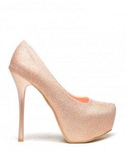 Pantofi Gala Aurii - Pantofi - Pantofi