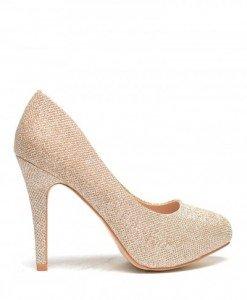 Pantofi Gamy Aurii - Pantofi - Pantofi