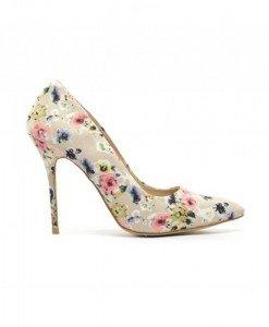 Pantofi Ganda Bej - Pantofi - Pantofi