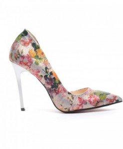 Pantofi Gano Argintii - Pantofi - Pantofi