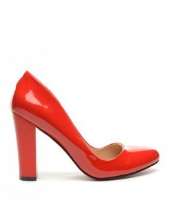 Pantofi Gary Rosii - Pantofi - Pantofi