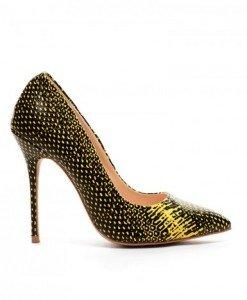 Pantofi Gazo Galbeni - Pantofi - Pantofi