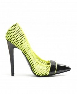 Pantofi Genius Galbeni - Pantofi - Pantofi