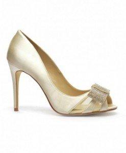 Pantofi Ginea Bej - Pantofi - Pantofi