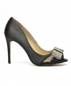 Pantofi Ginea Negri - Pantofi - Pantofi