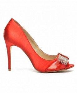 Pantofi Ginea Rosii - Pantofi - Pantofi