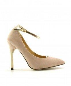 Pantofi Gongo Bej - Pantofi - Pantofi