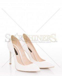Pantofi Mineli Boutique Spiritual White - Pantofi -