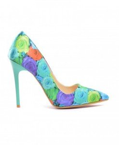 Pantofi Olando Verzi - Pantofi - Pantofi