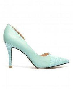 Pantofi Olga Albastri - Pantofi - Pantofi