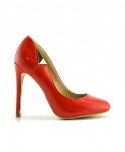 Pantofi Orlando Rosii - Pantofi - Pantofi