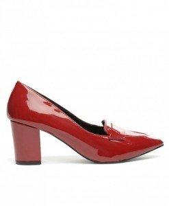Pantofi Panamera Rosii - Pantofi - Pantofi