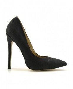 Pantofi Pandora Negri - Pantofi - Pantofi
