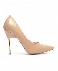 Pantofi Pank Bej2 - Pantofi - Pantofi