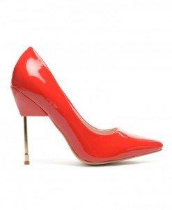 Pantofi Pank Rosii2 - Pantofi - Pantofi
