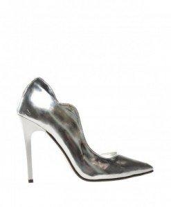 Pantofi Pasmo Argintii - Pantofi - Pantofi