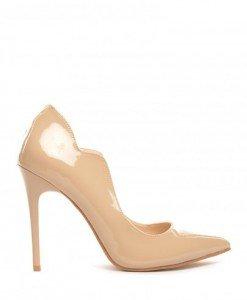 Pantofi Pasmo Nude - Pantofi - Pantofi