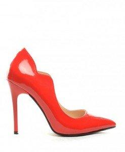 Pantofi Pasmo Rosii - Pantofi - Pantofi