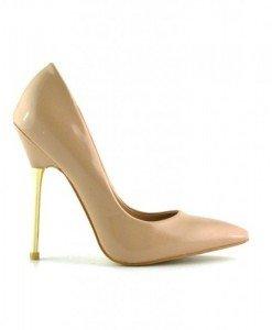 Pantofi Penton Bej 1 - Pantofi - Pantofi