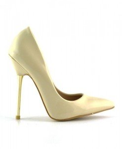 Pantofi Penton Bej - Pantofi - Pantofi