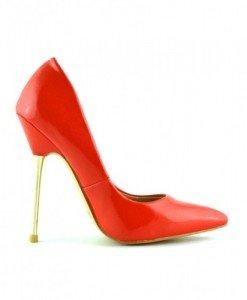 Pantofi Penton Rosii - Pantofi - Pantofi