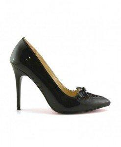 Pantofi Perla Negri - Pantofi - Pantofi