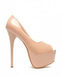 Pantofi Piero Nude - Pantofi - Pantofi