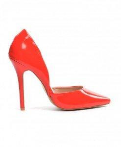 Pantofi Pino Rosii 2 - Pantofi - Pantofi
