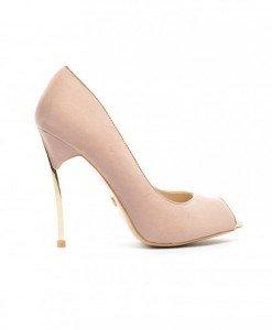Pantofi Pocet Nude - Pantofi - Pantofi