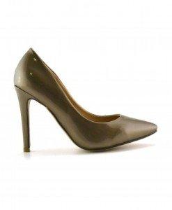 Pantofi Pop Gri - Pantofi - Pantofi
