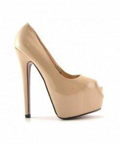 Pantofi Repli Bej - Pantofi - Pantofi