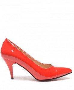 Pantofi Riela Rosii - Pantofi - Pantofi
