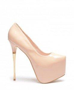 Pantofi Rihanna Bej 2 - Pantofi - Pantofi
