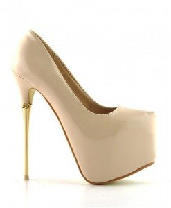 Pantofi Rihanna Bej - Pantofi - Pantofi
