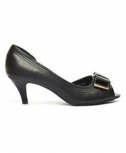 Pantofi Rin Negri - Pantofi - Pantofi
