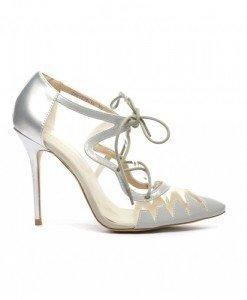 Pantofi Rozy Gri - Pantofi - Pantofi
