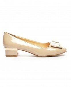 Pantofi Sabina Bej - Pantofi - Pantofi