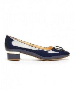 Pantofi Sabina Bleumarin - Pantofi - Pantofi
