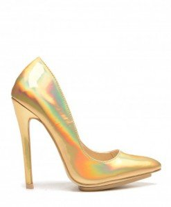 Pantofi Santo Aurii - Pantofi - Pantofi