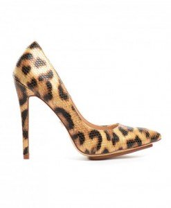 Pantofi Santo Leopard - Pantofi - Pantofi